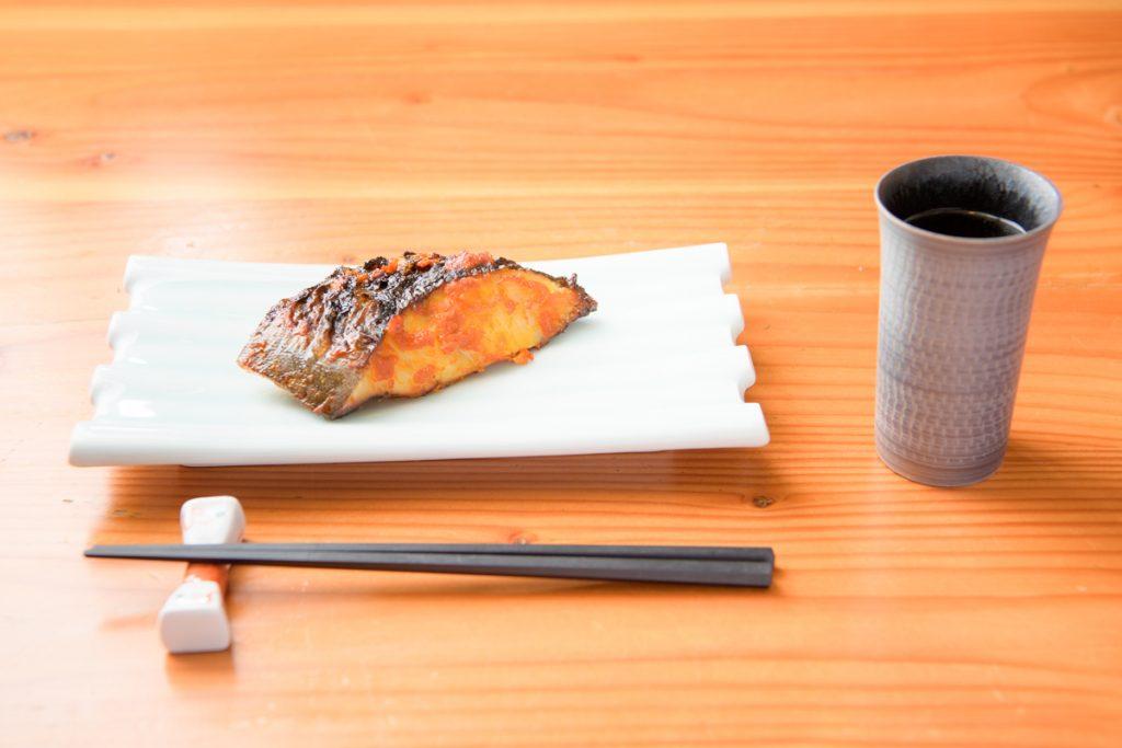 魚上松 銀だらみそ漬け焼き ディナーメニュー 江戸川区 篠崎 都営新宿線 グルメ